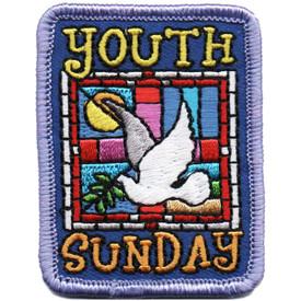 S-4871 Youth Sunday Patch