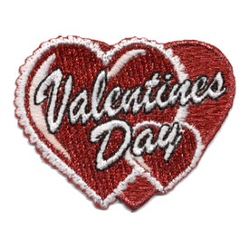 S-0423 Valentines Day (Hearts) Patch