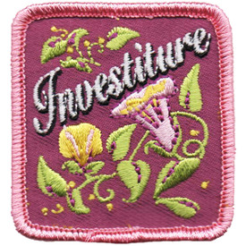 S-4880 Investiture Patch