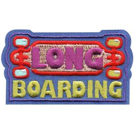S-4906 Long Boarding Patch