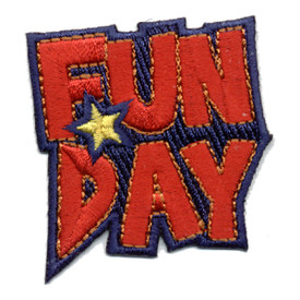 S-0429 Fun Day Patch