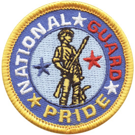 S-4924 National Guard Pride Patch