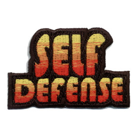 S-0430 Self Defense Patch