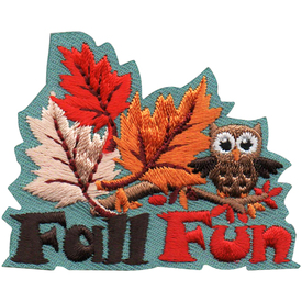 S-4939 Fall Fun Patch