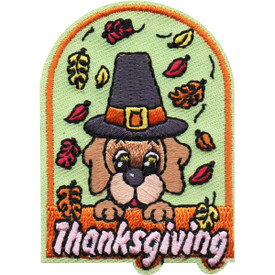 S-4956 Thanksgiving Patch
