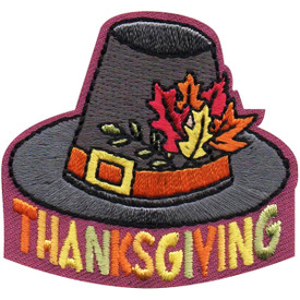 S-4960 Thanksgiving Patch