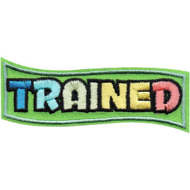 S-4973 Trained Patch