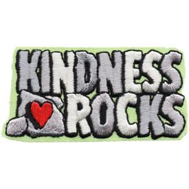 S-4979 Kindness Rocks Patch