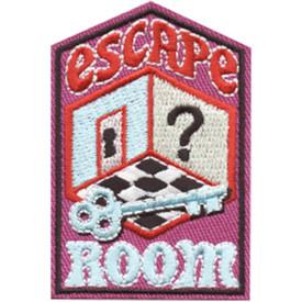 S-4980 Escape Room Patch