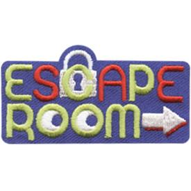 S-4983 Escape Room Patch