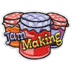 S-4985 Jam Making Patch