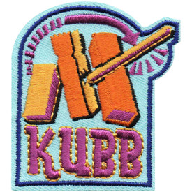 S-4986 KUBB Patch