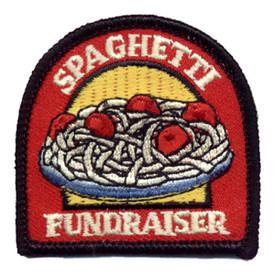 S-0437 Spaghetti Fundraiser Patch