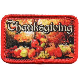 S-5001 Thanksgiving Patch