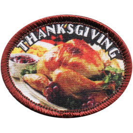S-5003 Thanksgiving Patch
