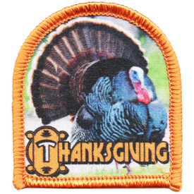 S-5005 Thanksgiving Patch