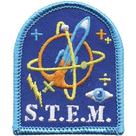 S-5011 S.T.E.M. Patch