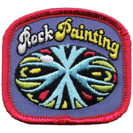 S-5012 Rock Painting Patch