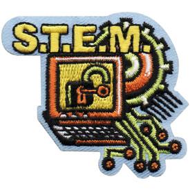 S-5014 S.T.E.M. Patch