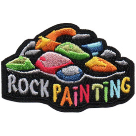 S-5015 Rock Painting Patch