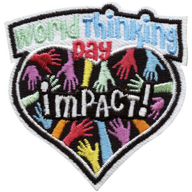 S-5041 World Thinking Day Patch