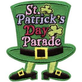 S-5063 St. Patrick's Day Parade Patch