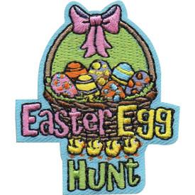 S-5066 Easter Egg Hunt Patch
