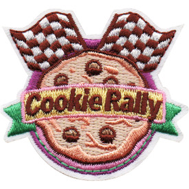 S-5072 Cookie Rally Patch
