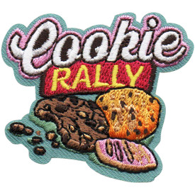 S-5076 Cookie Rally Patch