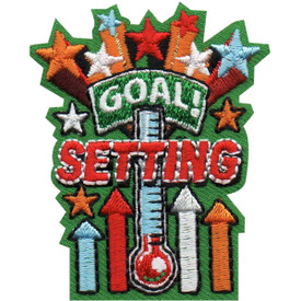 S-5084 Goal Setting Patch