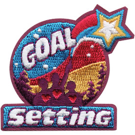 S-5089 Goal Setting Patch