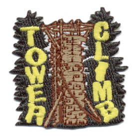 S-0450 Tower Climb Patch