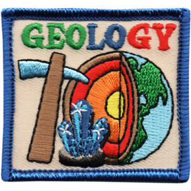 S-5097 Geology Patch