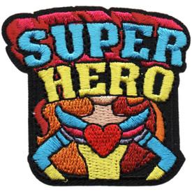 S-5102 Super Hero Patch