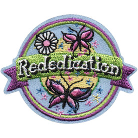 S-5105 Rededication Patch