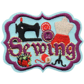 S-5111 Sewing Patch