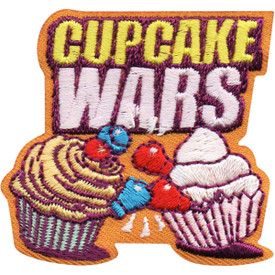S-5116 Cupcake Wars Patch