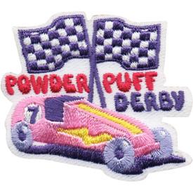 S-5119 Powder Puff Derby Patch