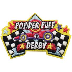 S-5124 Powder Puff Derby Patch