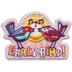 S-5128 Early Bird Patch