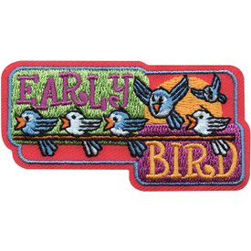 S-5133 Early Bird Patch