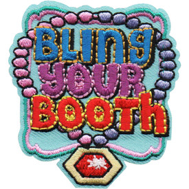 S-5139 Bling Your Booth Patch