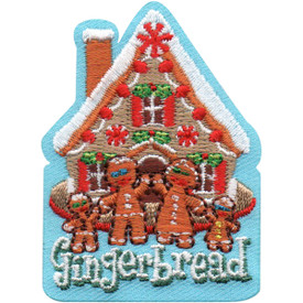 S-5146 Gingerbread Patch