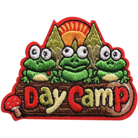S-5153 Day Camp Patch