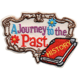 S-5156 A Journey to the Past Patch