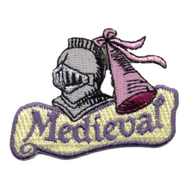 S-0459 Medieval Patch