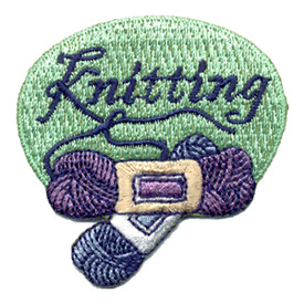 S-0462 Knitting Patch