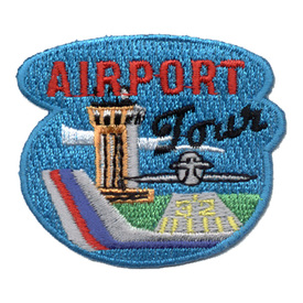 S-0467 Airport Tour Patch