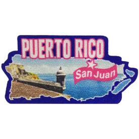 S-5220 Puerto Rico Patch