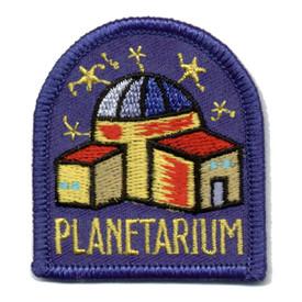S-0469 Planetarium - Building Patch